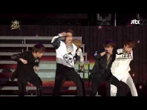 [GDA/Golden Disk Awards] EXO-K - We are the future(원곡 : H.O.T)