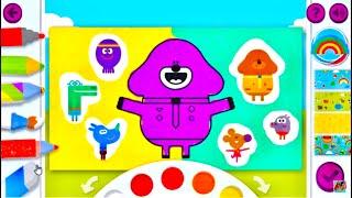 Hey Duggee Learn Colors Yellow Purple Green Hey Duggee Episodes Hey Duggee Learn Colors Kids Cartoon