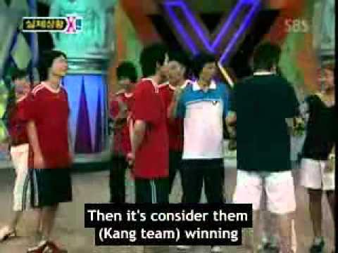 Xman Dangyunhaji   Lee Seung Gi vs Yunho & Jae Dong