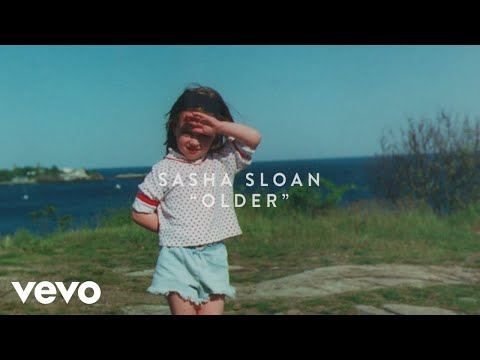 Sasha Sloan - Older (Lyric Video)