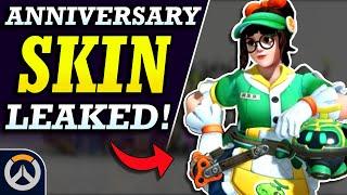 Mei NEW LEGENDARY SKIN Leaked! (Overwatch 2019 Anniversary Event Skins)