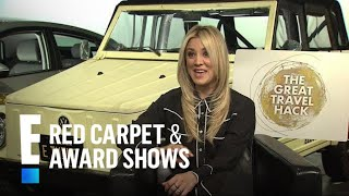 """Kaley Cuoco Shares Must-See """"Great Travel Hack"""" Secrets 