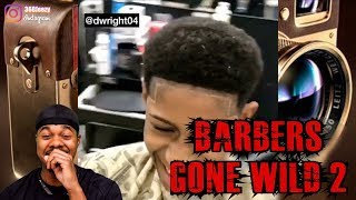 BARBERS GONE WILD REACTION 2