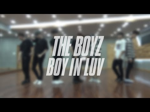 THE BOYZ(더보이즈) '상남자(Boy In Luv)' DANCE PRACTICE VIDEO
