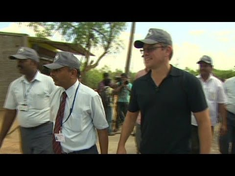 Matt Damon Enjoying Role As Activist - Smashpipe News