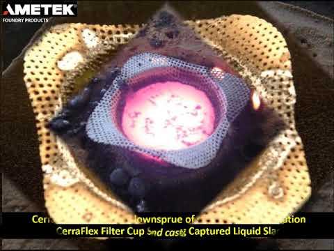Flexsil | AMETEK Foundry Products- Ametek FPP