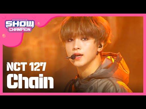 Show Champion EP.294 NCT 127 - Chain (Korean Ver.)