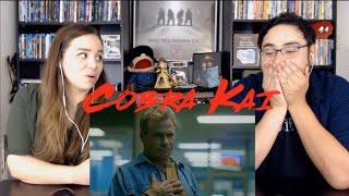 Cobra Kai 2x2 BACK IN BLACK - Reaction / Review