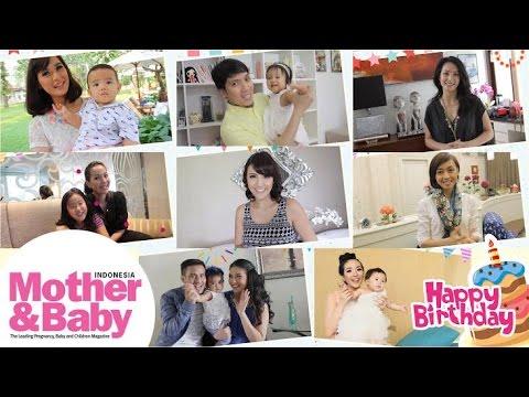 Ucapan Selamat Ulang Tahun untuk Mother&Baby Indonesia
