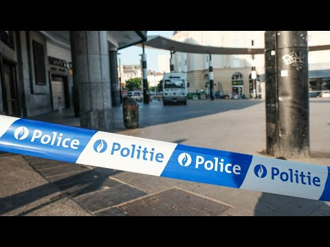 انفجار في محطة للقطارات في بروكسل و
