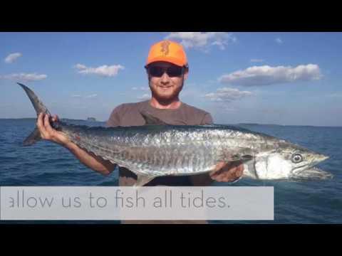 Fishing in Darwin