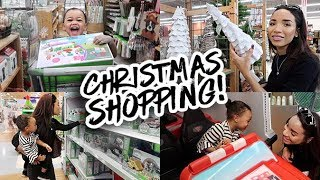 MOM VLOG | Christmas Gift Shopping + GIVEAWAY!