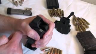 UpLULA & MagLULA - demonstration of two great ammo speedloaders