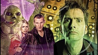 5 Starter Episodes For DOCTOR WHO