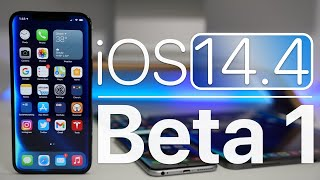 iOS 14.4 Beta 1 is Out! - What's New?