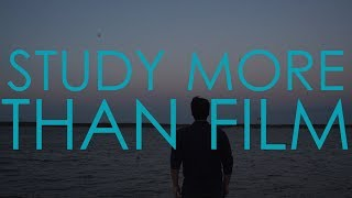 Study More Than Film