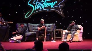 The Stardome Roast Session Show 2 with DC Young Fly, Karlous Miller and Chico Bean