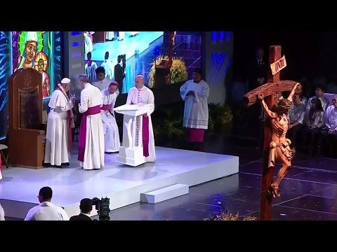 Buổi gặp gỡ giữa Đức Thánh Cha và các gia đình Phi Luật Tân