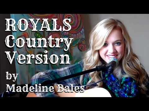 Baixar Royals - Lorde (Country Version) - Acoustic Covers of Popular Songs - Madeline Bales