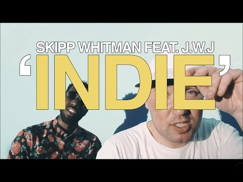 """""""Indie"""" is a video by, about and for the Independent Artist. It's the latest video from his new album, """"Piece"""" in which Skipp Whitman brings a fresh voice and perspective to Hip Hop. """"Piece"""" is available now everywhere."""