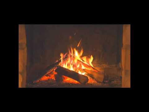 Repeat youtube video Gentleman Time - Fireplace and Music on a rainy day