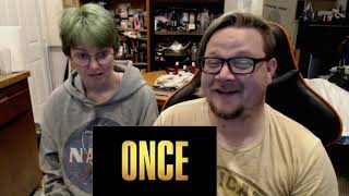 Once Upon A Time In Hollywood - Teaser - REACTION!
