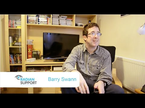 Radian Support Barry Swann case study