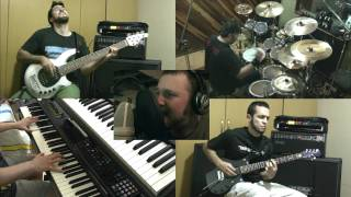 Dream Theater – Metropolis Part 1 (Images and Words) – SPLIT-SCREEN COVERS – VRA!