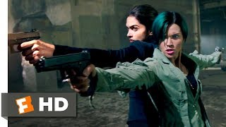 xXx: Return of Xander Cage (2017) - Deadly Girls With Guns Scene (8/10) | Movieclips
