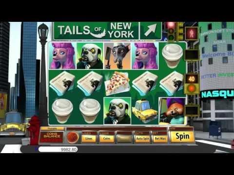 Tails Of New York™ free slots machine by Saucify preview at Slotozilla.com