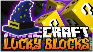 Minecraft: THE DEMON LUCKY BLOCK BOXES | Custom Lucky Blocks