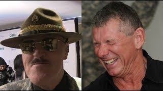 Sgt. Slaughter Reveals That Vince McMahon Once Wrestled In A Mask