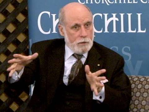The 'Intercloud' and the Future of Computing: Vint Cerf
