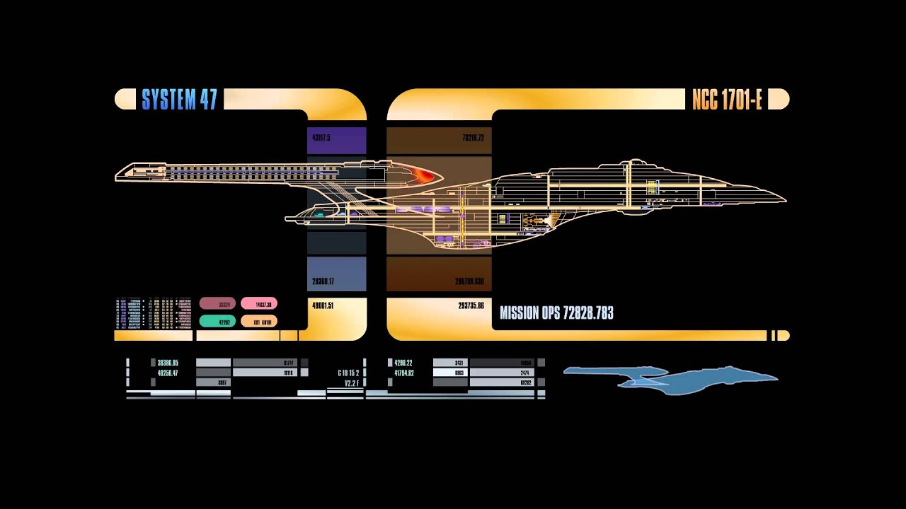 Star Trek Screen Saver