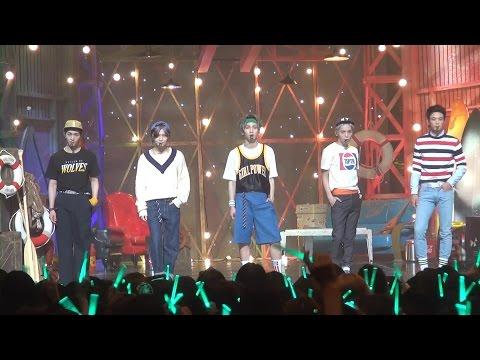[MPD직캠] 샤이니 직캠 View SHINee Fancam Mnet MCOUNTDOWN 150521