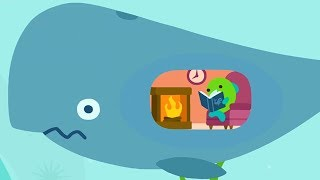 Play Fun Sago Mini Ocean Swimmer Kids Game - Explore Magical Underwater World With Fins The Fish