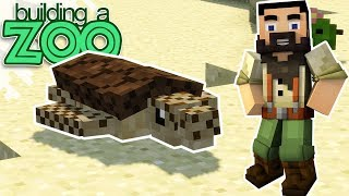 I'm Building A Zoo In Minecraft! - Under The Sea! - EP18
