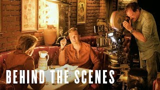 Once Upon A Time... In Hollywood - Experience - Behind The Scenes