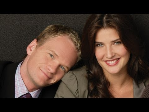 How I Met Your Mother - Neil Patrick Harris and Cobie Smulders ...