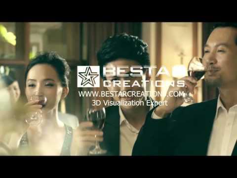 BestarCreation Multimedia Film for Shanghai Lingang