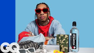 10 Things Tyga Can't Live Without   GQ
