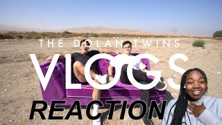 Saying Goodbye... It's the end of an era by Dolan Twins REACTION | THE PURPLE COUCH!
