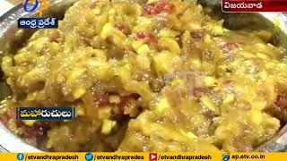 Delicious Food Ready for TDP Mahanadu @ Vijayawada..