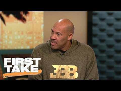 LaVar Ball Unapologetic About His LeBron Comments | First Take | March 23, 2017