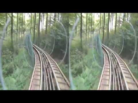 Trapper Slider at Fort Fun Abenteuerland - 3D (On-/Offride)