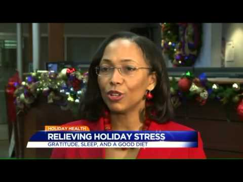 Stress Management Tips to Help You Through the Holidays
