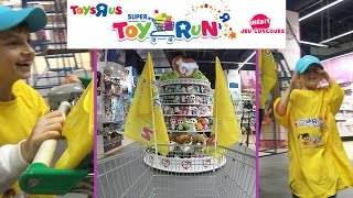 CHALLENGE COURSE AUX JOUETS TOYS R US • Studio Bubble Tea Super Toy Run