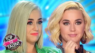 10 Of Katy Perry's FAVOURITE Auditions And Contestants On American Idol!