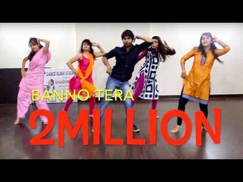 Banno tera swagger crazy bollywood dance by dfs for 1 2 3 4 get on the dance floor mp3