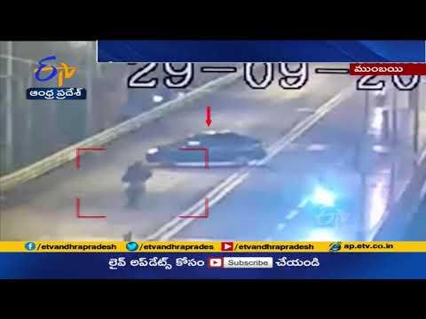 Car takes sudden U-turn on Mumbai road, one dead
